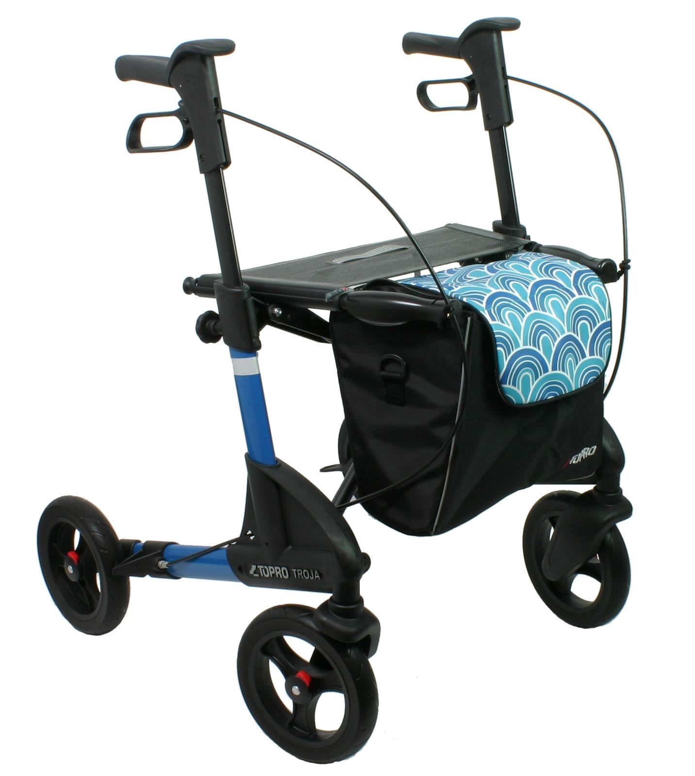 8e3ad69ef00231 Topro Troja 2G Premium   Leichtgewicht Rollator Topro Troja 2G ...